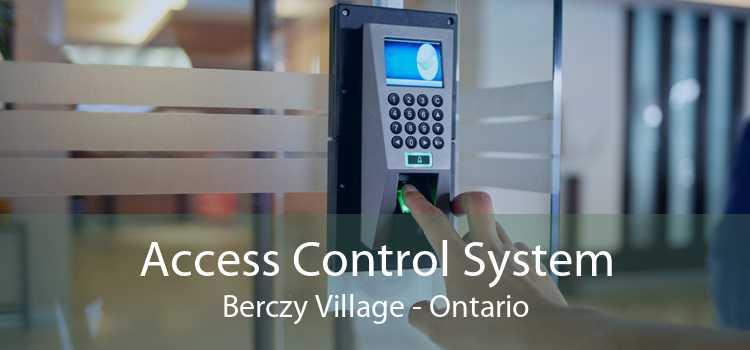 Access Control System Berczy Village - Ontario