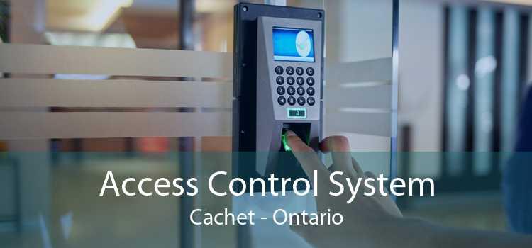 Access Control System Cachet - Ontario
