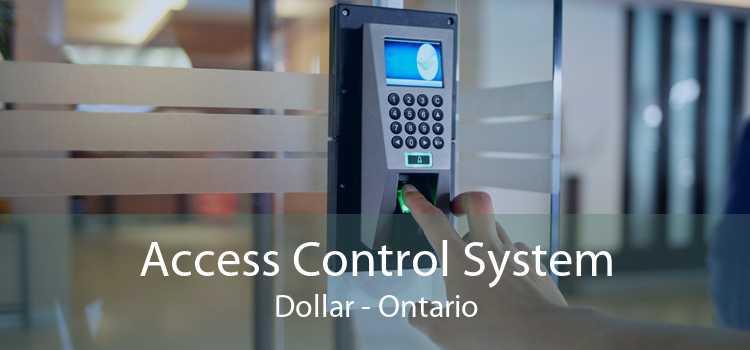 Access Control System Dollar - Ontario