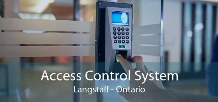 Access Control System Langstaff - Ontario
