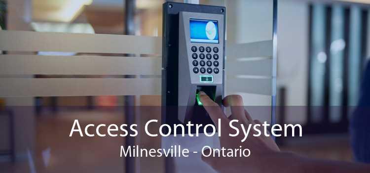 Access Control System Milnesville - Ontario