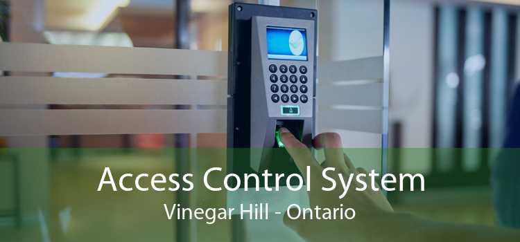 Access Control System Vinegar Hill - Ontario