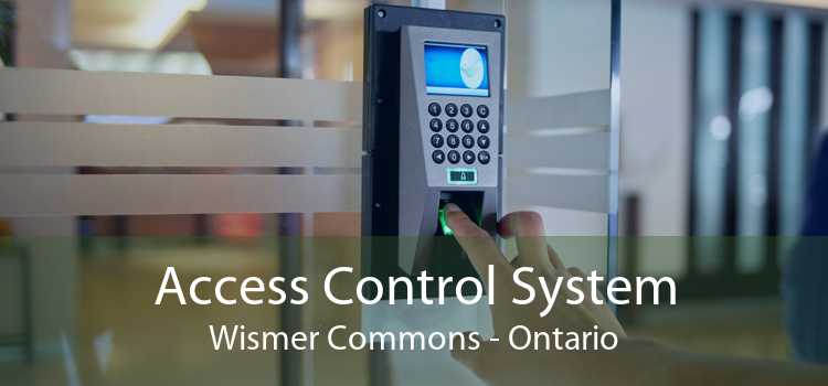 Access Control System Wismer Commons - Ontario