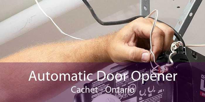 Automatic Door Opener Cachet - Ontario
