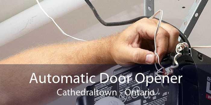 Automatic Door Opener Cathedraltown - Ontario