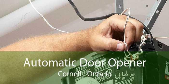 Automatic Door Opener Cornell - Ontario