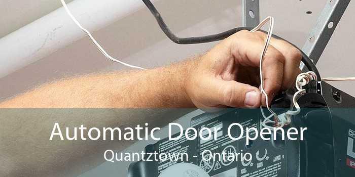 Automatic Door Opener Quantztown - Ontario