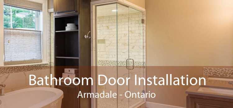 Bathroom Door Installation Armadale - Ontario