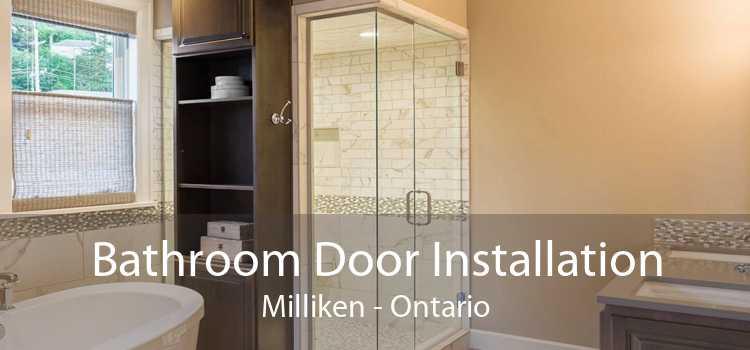 Bathroom Door Installation Milliken - Ontario