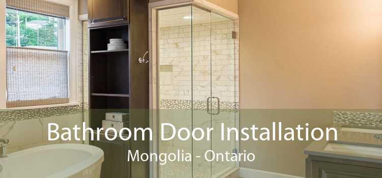 Bathroom Door Installation Mongolia - Ontario