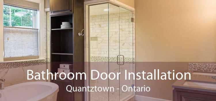 Bathroom Door Installation Quantztown - Ontario