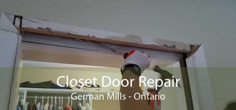 Closet Door Repair German Mills - Ontario