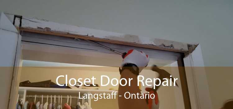 Closet Door Repair Langstaff - Ontario