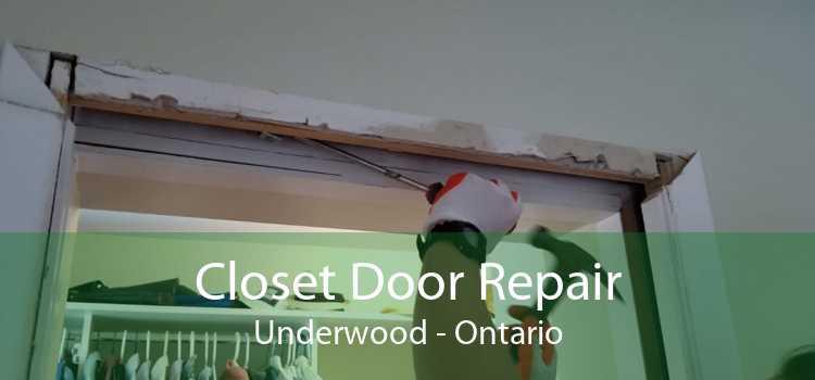 Closet Door Repair Underwood - Ontario