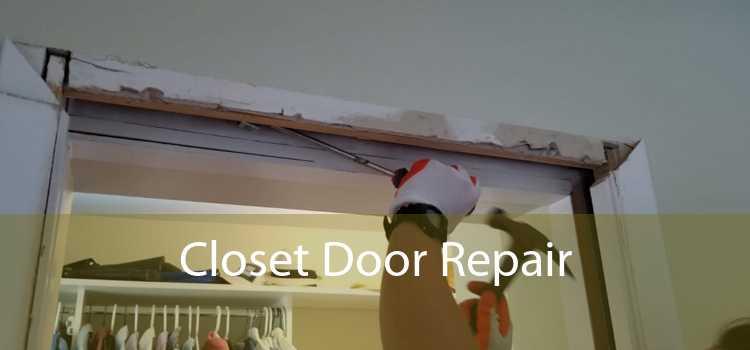 Closet Door Repair