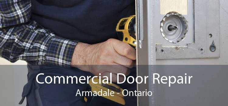 Commercial Door Repair Armadale - Ontario