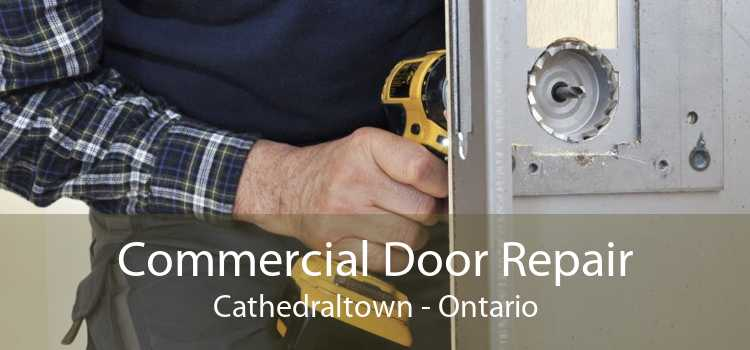 Commercial Door Repair Cathedraltown - Ontario