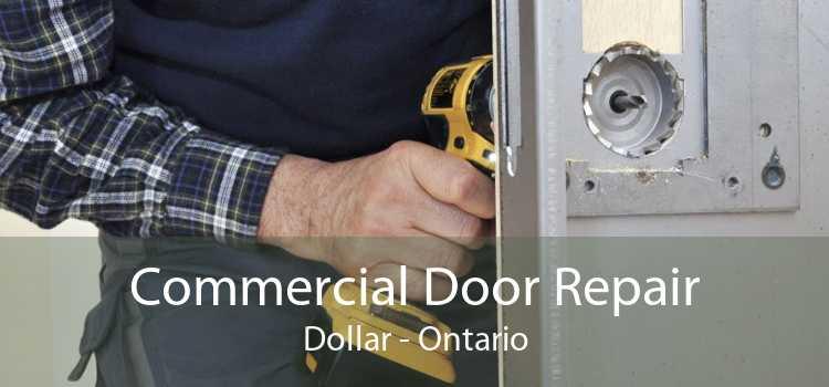 Commercial Door Repair Dollar - Ontario