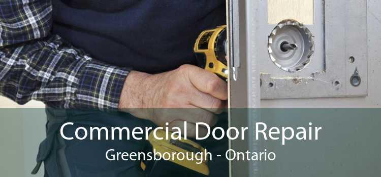 Commercial Door Repair Greensborough - Ontario