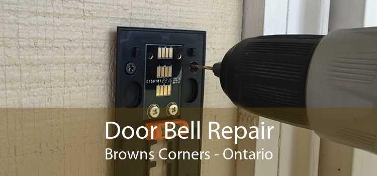 Door Bell Repair Browns Corners - Ontario