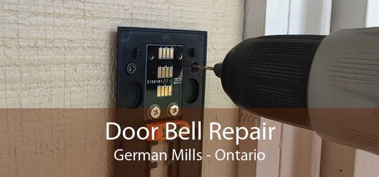 Door Bell Repair German Mills - Ontario