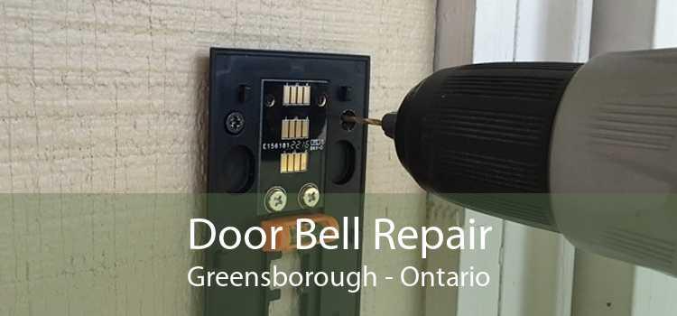 Door Bell Repair Greensborough - Ontario
