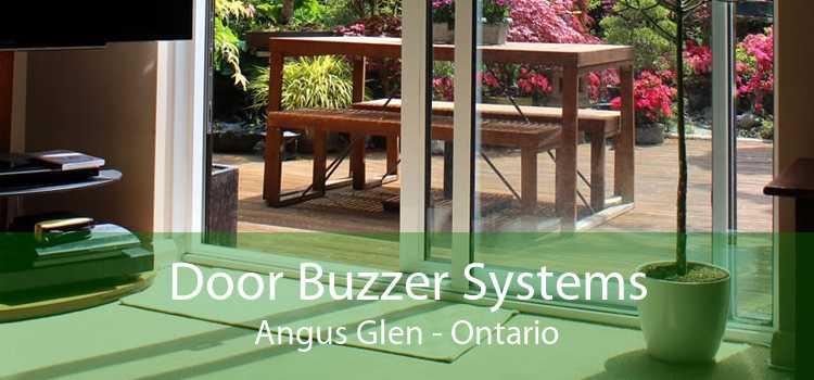 Door Buzzer Systems Angus Glen - Ontario