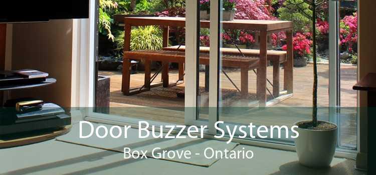 Door Buzzer Systems Box Grove - Ontario