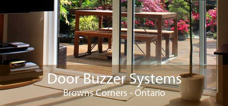 Door Buzzer Systems Browns Corners - Ontario