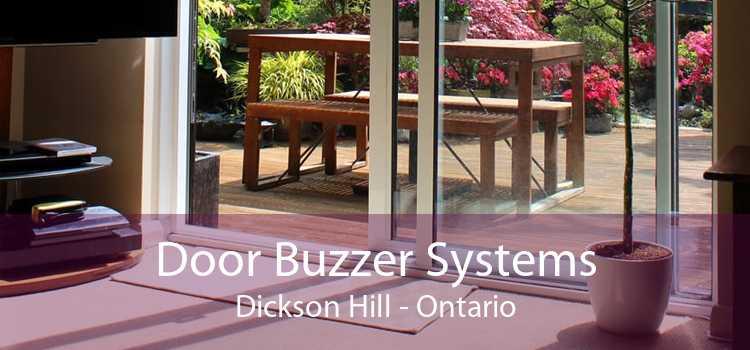 Door Buzzer Systems Dickson Hill - Ontario