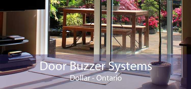 Door Buzzer Systems Dollar - Ontario