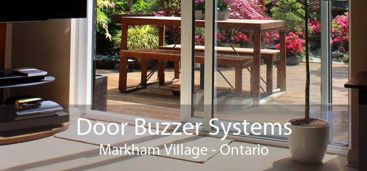 Door Buzzer Systems Markham Village - Ontario
