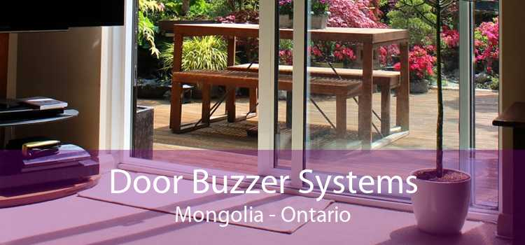 Door Buzzer Systems Mongolia - Ontario