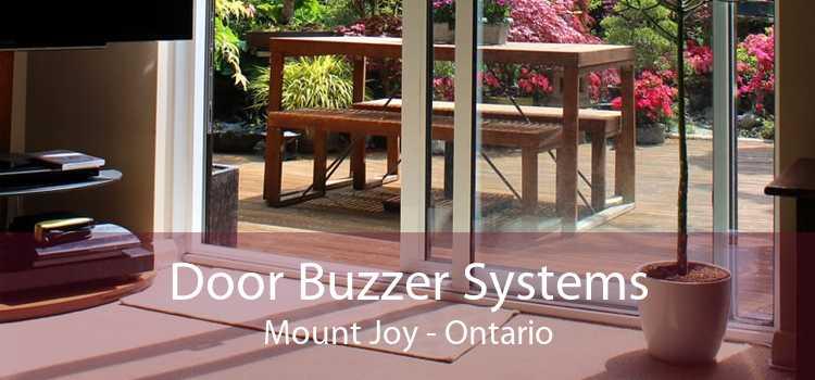 Door Buzzer Systems Mount Joy - Ontario