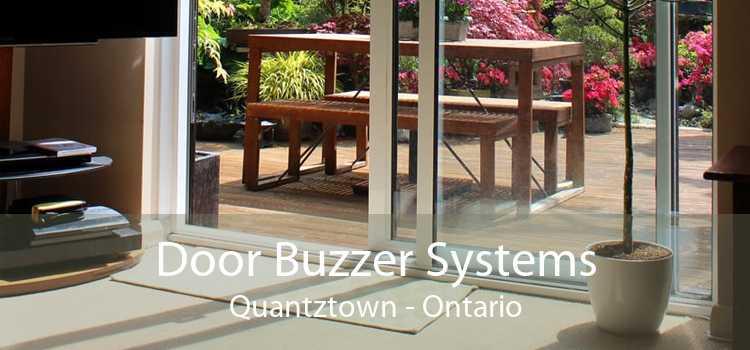 Door Buzzer Systems Quantztown - Ontario