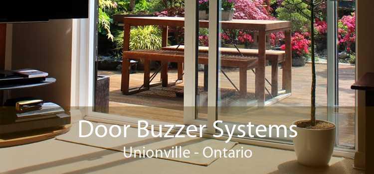 Door Buzzer Systems Unionville - Ontario