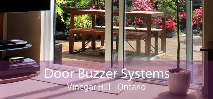 Door Buzzer Systems Vinegar Hill - Ontario