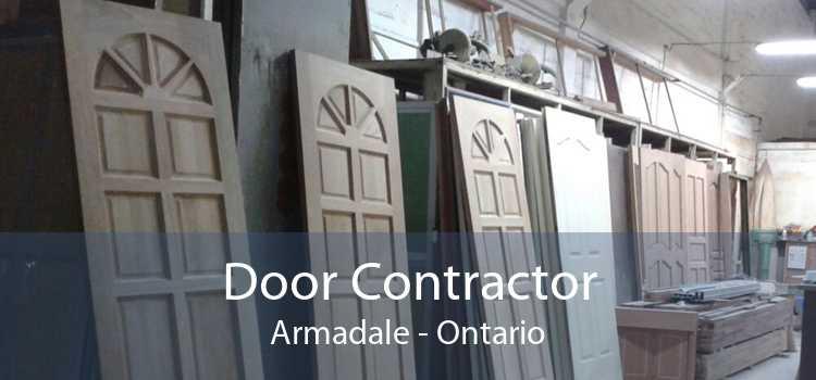 Door Contractor Armadale - Ontario