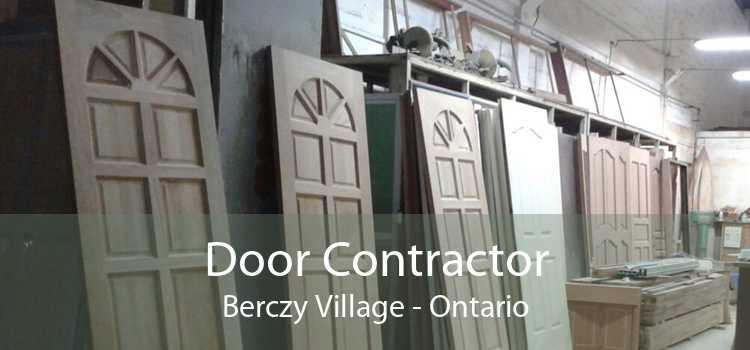 Door Contractor Berczy Village - Ontario
