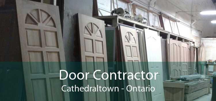 Door Contractor Cathedraltown - Ontario