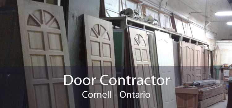 Door Contractor Cornell - Ontario