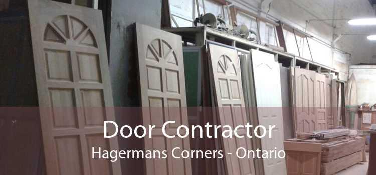 Door Contractor Hagermans Corners - Ontario