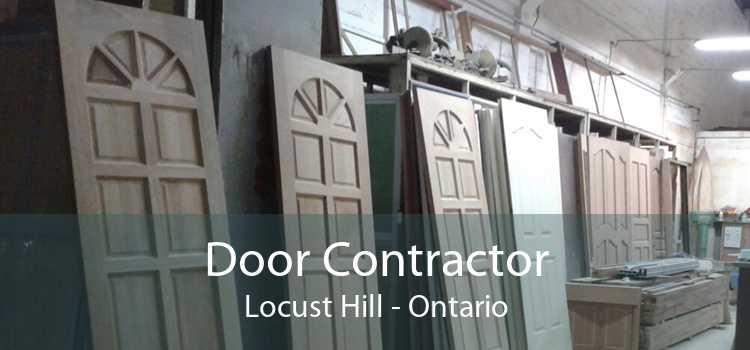 Door Contractor Locust Hill - Ontario
