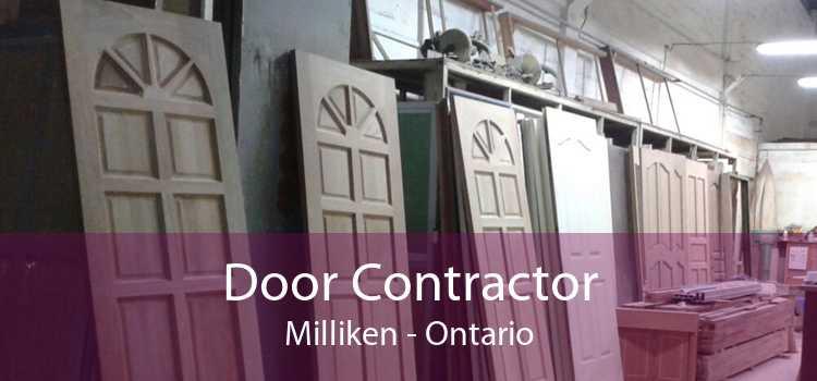 Door Contractor Milliken - Ontario