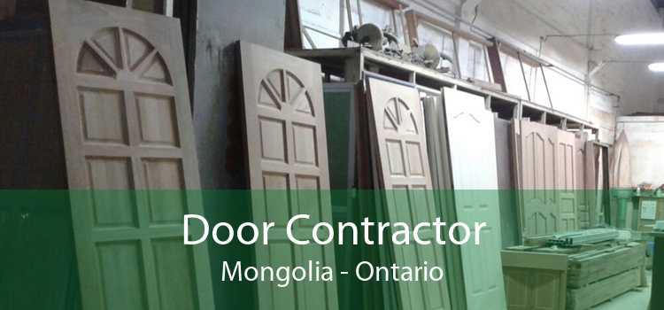 Door Contractor Mongolia - Ontario