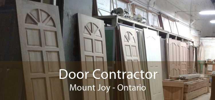 Door Contractor Mount Joy - Ontario