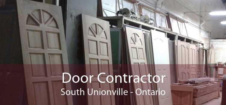 Door Contractor South Unionville - Ontario