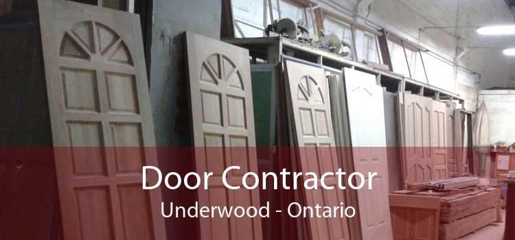 Door Contractor Underwood - Ontario