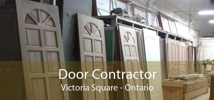 Door Contractor Victoria Square - Ontario