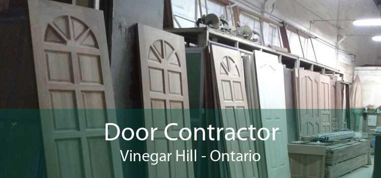 Door Contractor Vinegar Hill - Ontario